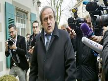Michel Platini: Vết trượt của một tượng đài bóng đá