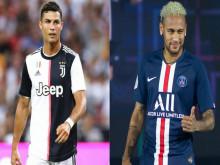 Ronaldo: 'Tôi nghĩ Neymar sẽ ở lại PSG'