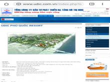 Kiên Giang: Chủ đầu tư không đủ năng lực để thực hiện Dự án UDIC Phú Quốc Resort?