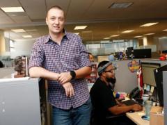 Chàng trai vừa đi học vừa điều hành công ty phần mềm trăm triệu USD