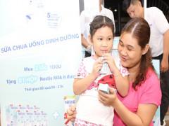 Nestlé Việt Nam ra mắt loạt sản phẩm dinh dưỡng