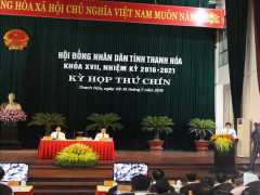 Thanh Hóa : Thông qua 20 nghị quyết quan trọng tại Kỳ họp thứ 9, HĐND tỉnh khóa  XVII