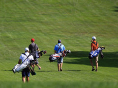 Ngày càng nhiều người đến sân golf trong một thập kỷ qua