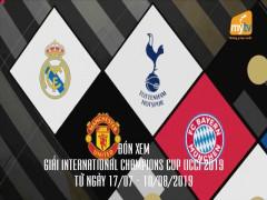MyTV phát sóng trực tiếp toàn giải đấu ICC 2019