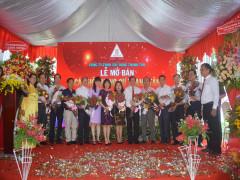 Dĩ An: Khánh thành, mở bán nhà ở cho người có thu nhập thấp tại Chung cư Thạnh Tân