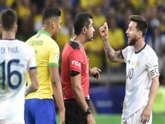Argentina gửi thư dài sáu trang phàn nàn về trận bán kết