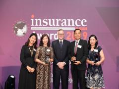 Prudential giành ba giải thưởng của Insurance Asia Awards