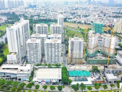 TP.HCM: Thị trường căn hộ khan hiếm, tỷ lệ đặt chỗ tăng cao