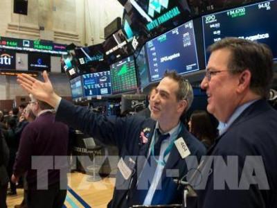 Các thị trường chứng khoán thế giới tăng điểm
