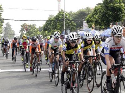 Tân Hiệp Phát tiếp tục tài trợ giải đua xe đạp nữ toàn quốc mở rộng