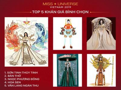 Lộ diện Top 18 bản vẽ National Costume cho Hoàng Thùy: BÀN THỜ gặp nhiều đối thủ sừng sỏ?