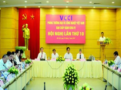 Hội nghị ban chấp hành VCCI lần thứ 10, khoá VI: Doanh nghiệp Việt thiếu hay yếu?