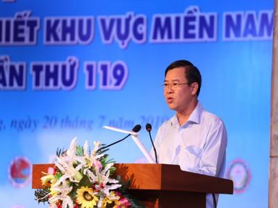 Công ty XSKT Hậu Giang tổ chức thành công Hội nghị và Hội thao XSKT khu vực miền Nam năm 2019