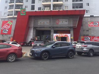 Big C Phú Thạnh xả thải nhưng không đóng phí quản lý nhiều năm ?