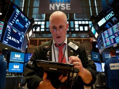 Chứng khoán thế giới đi lên trước khi các doanh nghiệp lớn công bố báo cáo lợi nhuận