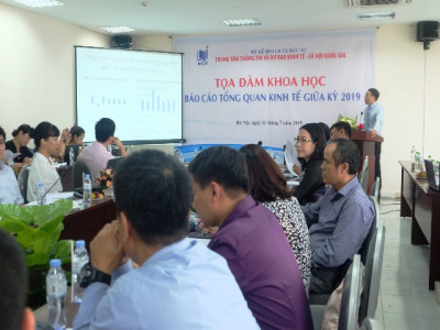 Dự báo tăng trưởng kinh tế  Việt Nam năm 2019 đạt 6,86%
