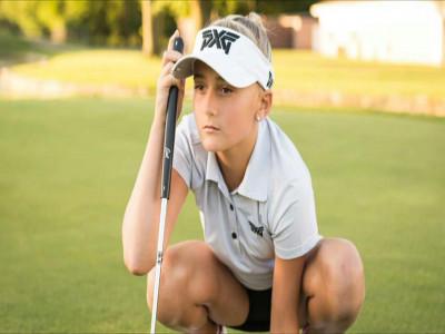 Golfer trẻ 11 tuổi giành được vé tham dự U.S. Women's Amateur