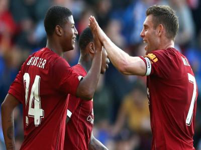 Liverpool thắng 6-0 trong trận ra quân tập huấn hè