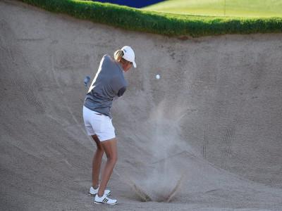 Luật golf 2019: Xử lý bóng trong bẫy cát