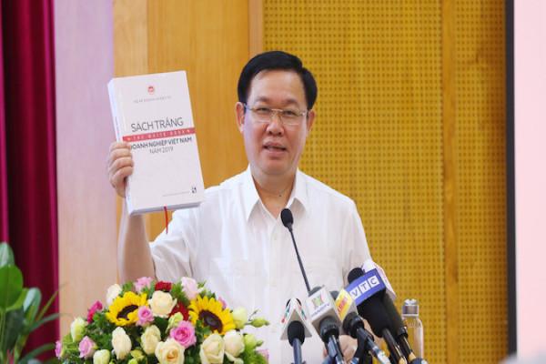 Việt Nam lần đầu công bố Sách trắng doanh nghiệp