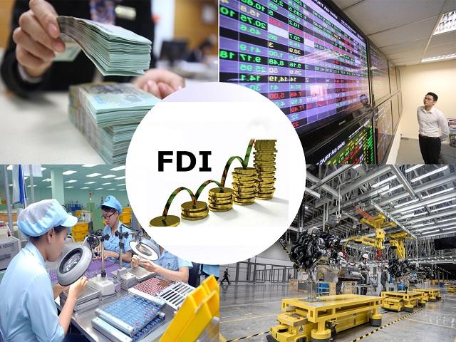 FDI chảy mạnh vào góp vốn
