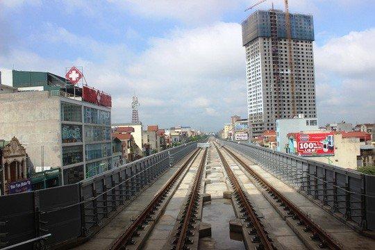 Hà Nội sẽ vay 40.000 tỷ đồng để làm đường sắt đô thị số 3
