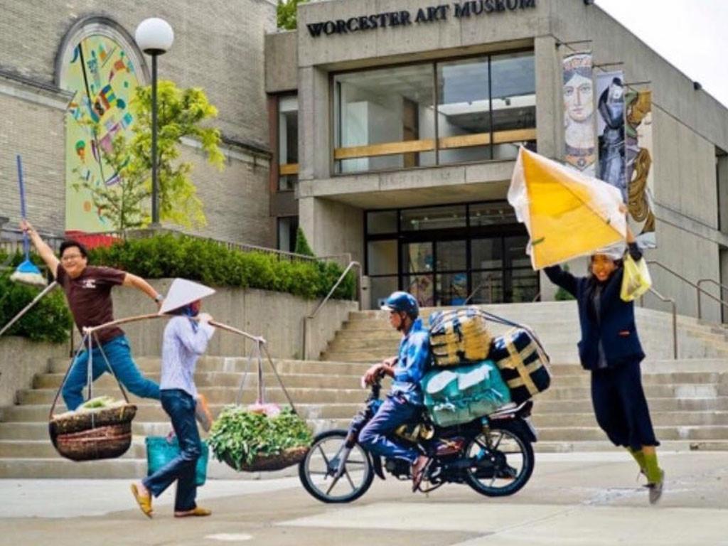 Gần 30 năm Việt Nam chưa có bảo tàng nghệ thuật đương đại