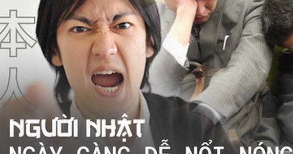Bóng đen bao trùm xã hội Nhật Bản: Con người ngày càng dễ nổi nóng, mất kiểm soát và bạo lực hơn