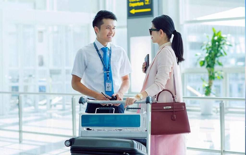 Vietnam Airlines chuyển chính sách hành lý từ hệ cân sang hệ kiện