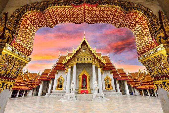 Những ngôi chùa Phật giáo đẹp nhất thế giới