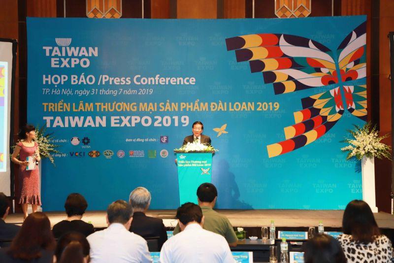 Taiwan Expo 2019 Công nghệ xanh - cho cuộc sống thông minh hơn