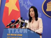 Tàu Trung Quốc đã dừng hoạt động khảo sát ở vùng đặc quyền kinh tế của Việt Nam