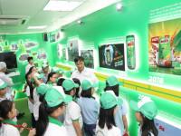 Nestlé đồng hành cùng mGreen triển khai các hoạt động bảo vệ môi trường trường học và khu dân cư