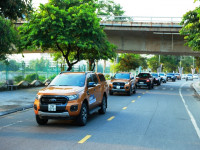 Ford Việt Nam khởi động chương trình lái thử xe 2019