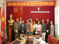 Vinasme tiếp đoàn nghị viện Timor- Leste