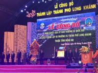 TP Long Khánh: Bước ngoặc về kinh tế khi thành lập khu công nghiệp