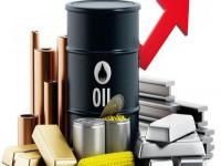 Thị trường ngày 1/8: Dầu, vàng, sắt thép, cà phê…đồng loạt tăng giá trong tháng 7