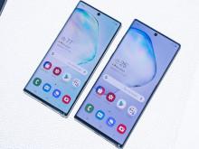 Galaxy Note10/10+ đã có giá chính thức tại Việt Nam, thấp hơn dự kiến