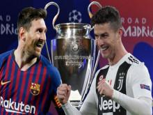 'Bảng tử thần' dễ xuất hiện ở Champions League 2019/20