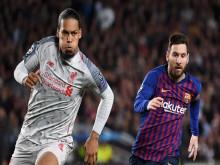 Messi, Ronaldo, Van Dijk được đề cử giải The Best
