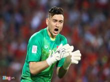 Vì sao Thái Lan gọi 5 thủ môn còn ông Park chỉ cần Đặng Văn Lâm
