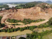 Thanh Hóa: Phó Chủ tịch tỉnh chỉ đạo vụ Công ty Thành Liễu lấy đất đắp đê tẩu tán ra ngoài trục lợi?