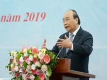Thủ tướng Nguyễn Xuân Phúc: Để thúc đẩy tăng NSLĐ đầu tiên là phải cải cách thể chế