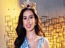 Sinh viên 22 tuổi đăng quang Miss World Puerto Rico