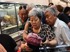 'Thương chiến cái gì?' - siêu thị Mỹ tại TQ vẫn 'thất thủ' ngày mở cửa