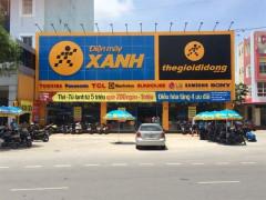 Cửa hàng thegioididong.com tiếp tục bị thu hẹp