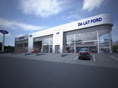 Ford Việt Nam khai trương đại lý Đà Lạt Ford