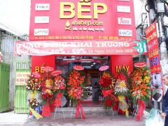 Tưng bừng khai trương Showroom Aha Bếp tại 567B Tô Ngọc Vân – TP HCM