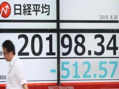 Cổ phiếu châu Á 'đỏ sàn' sau khi thương chiến Mỹ - Trung leo thang