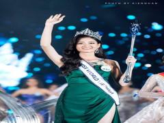 Hoa hậu Thùy Linh: